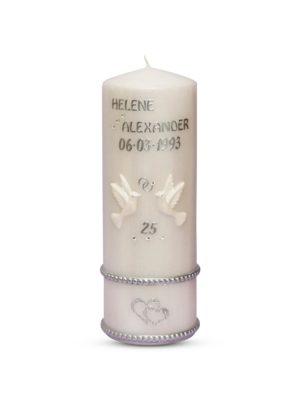 silber-hochzeitskerzehochzeitskerze-brautkerze-traukerze--perlmutt-tauben-herzen-lux--swarovski-2 (1)