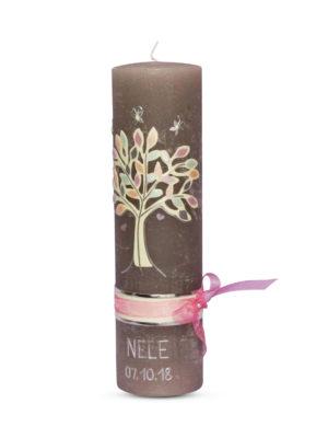 taufkerze-taufe-rustic-christening-rustik-kerze-motivkerze-motiv-individuell-kerzendesign-rustik-rustikal-vintage-dekoband-baum-lebensbaum-kirschbaum-kirschblüten-mädchen (3)