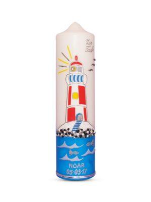 taufkerze leuchtturm junge mädchen (1) Neu-min