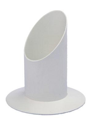 kerzenzubehor-kerzenleuchter-kerzenhalter-aus-metall-ideal-fuer-stabkerzen-stumpenkerzen-tafelkerzen-taufkerzen-und-kommunionkerzen-kerzenstaender-kerzenleuchter-o-40-mm-weiss-matt