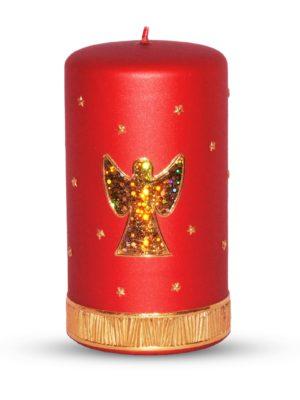 g1-weihnachtskerze-adventskerze-stumpe-kerze-passent-zum-adventskranz-weihnachtskranz-oder-einfach-als-moderne-tischdeko-zur-weihnachten-mit-einem-goldenen-engel-und-sterne-100%-handgefertigt-min